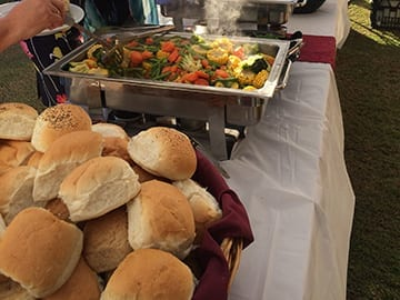 Hot Veges Caterforce Paterson Buffet Catering