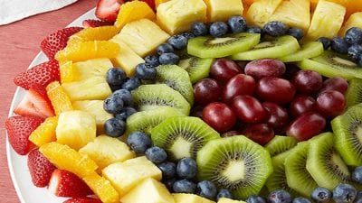 Caterforce Fruit platter desserts