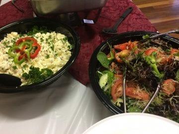 Salads parties