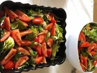 Garden salad caterforce