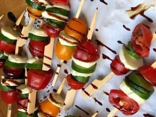 Caterforce Tomato & Bocconini Skewers East Maitland