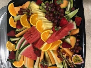 Fruit Platters Cateforce Catering Thornton Casual Birthday